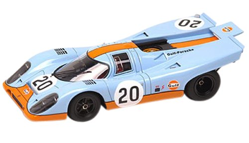 Make Up(メイクアップ) 1/43 ポルシェ 917K Porsche 24H Le Mans 1970 Gulf RACINGJohn Wyer Automotive No.20【中古】【ミニカー】【鈴鹿 併売品】【071-190110-02AS】