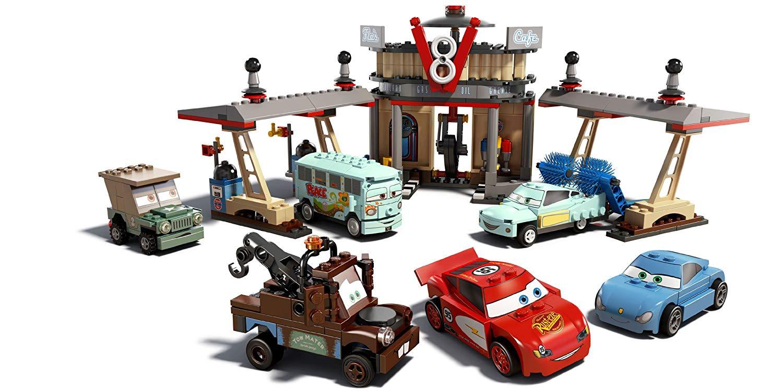 【未開封】レゴ (LEGO) カーズ フローのV8カフェ 8487 【中古】【ぬいぐるみ・おもちゃ】【鈴鹿 併売品】【067-190608-01JS】