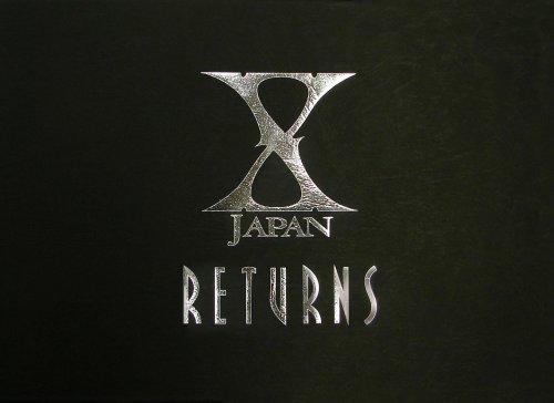 X JAPAN RETURNS 完全版 DVD-BOX 【中古】【音楽DVD】【鈴鹿 併売品】【012-190302-01BS】