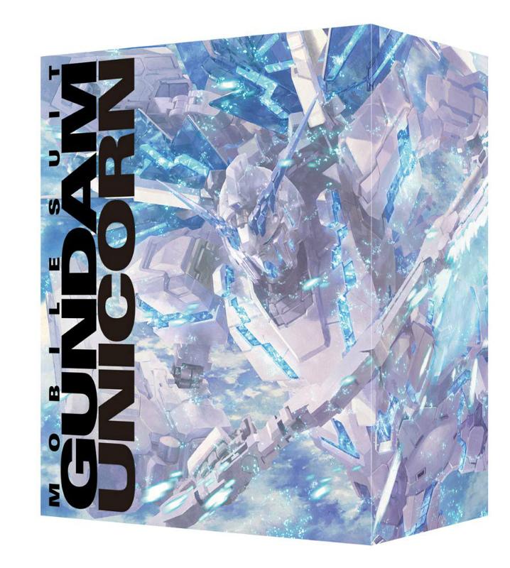 機動戦士ガンダムUC Blu-ray BOX Complete Edition 【中古】【アニメBD】【鈴鹿 併売品】【011-190310-01BS】