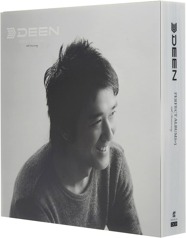 DEEN PERFECT ALBUMS+1~20th ANNIVERSARY~ 限定版 【中古】【邦楽CD】【鈴鹿 併売品】【015-200319-02BS】