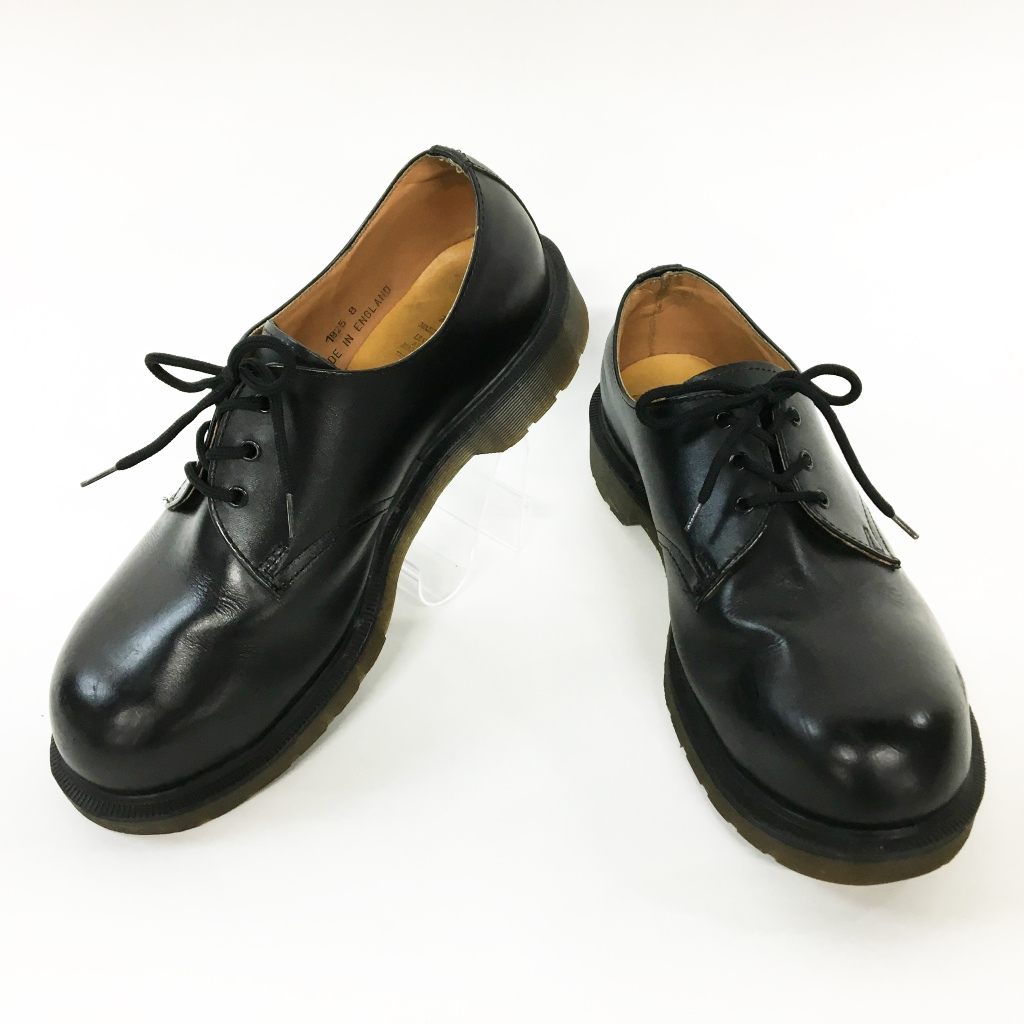 Dr.Martens ドクターマーチン CORE 1925 STEEL TOE 3EYE SHOE サイズ:26.5cm カラー:ブラック【中古】【その他靴】【鈴鹿 併売品】【140-200617-01BS】
