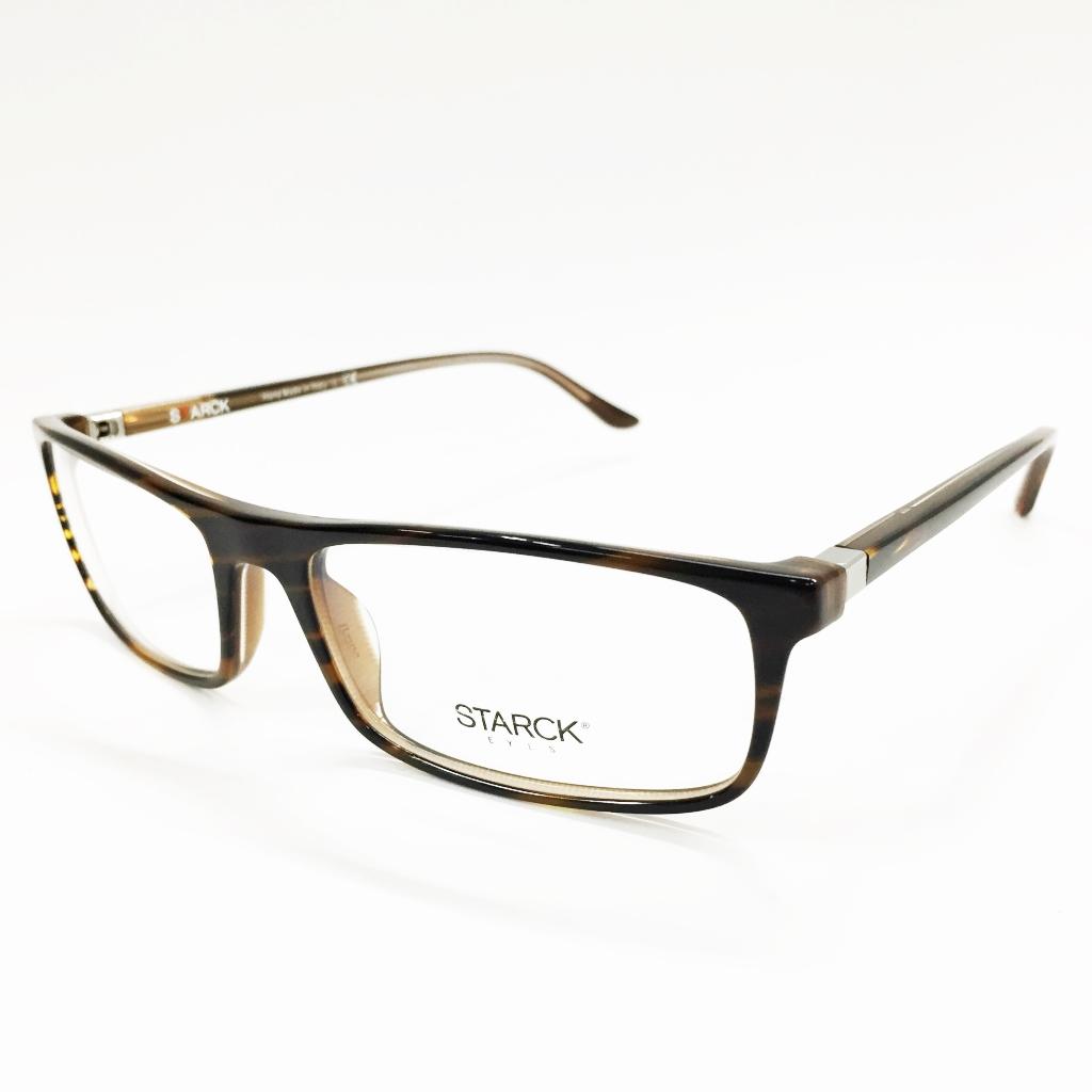 送料無料 STARCK SH3034 0020 メガネ カラー:BROWN 142-200821-01BS 好評 併売品 人気急上昇 サングラス 中古 鈴鹿