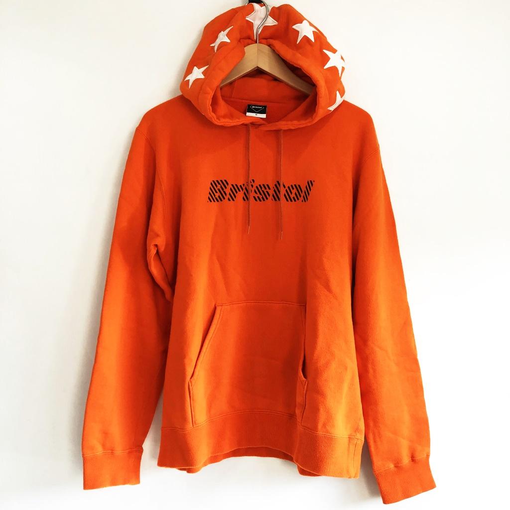 Bristol(ブリストル) スウエットフーディーパーカー カラー:オレンジ サイズ:M【中古】【126 ストリート】【鈴鹿 併売品】【126-200206-01WS】