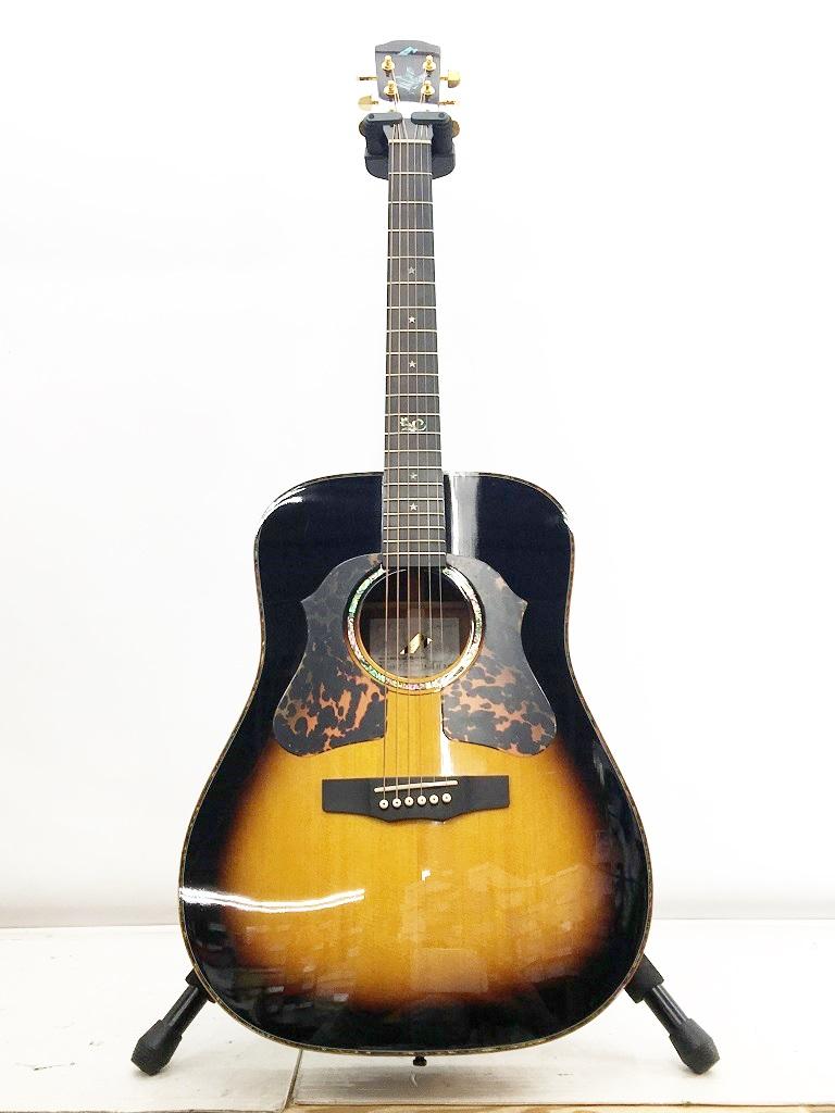 アコースティックギター モーリス MORRIS M-112ST 谷村新司モデル【中古】【楽器本体】【鈴鹿 併売品】【092-171122-01HS】