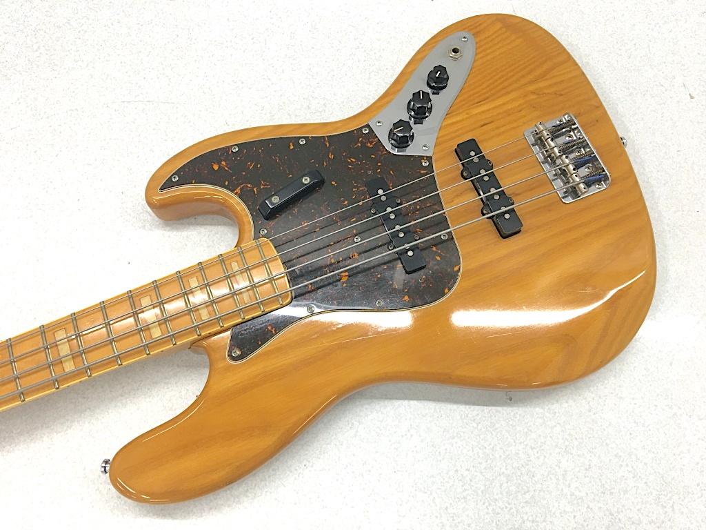 Fender Japan JB75-80 JAZZ BASS フェンダージャパン ジャズベース Eシリアル【中古】【楽器本体】【鈴鹿 併売品】【092-200822-01HS】
