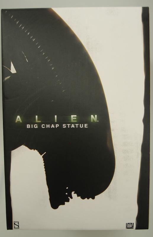 【開封済】 Alien Big Chap Statue 【中古】【フィギュア・ブリスター】【鈴鹿 併売品】【0650276BS】
