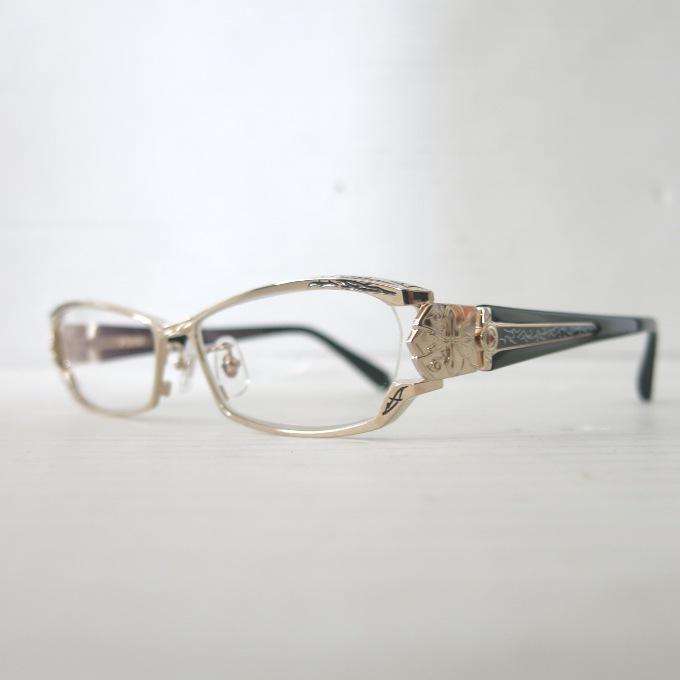 牙狼〈GARO〉 design eyewear デザインアイウエア 黄金騎士 ゴールド/ブラック【中古】【サングラス】【四日市 併売品】【142-180725-11USH】