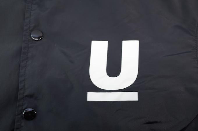 UNDER COVER 裏フリースコーチジャケット TRANSFORMINGアンダーカバー コーチジャケット サイズ 1 ブeBdxoC