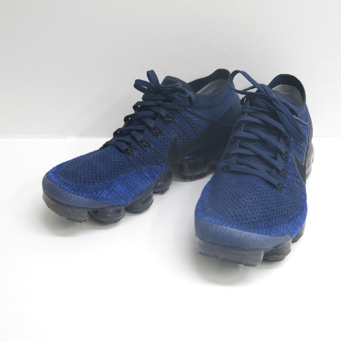 "NIKE AIR VAPORMAX FLYKNIT ""COLLEGE NAVY"" ナイキ エア ヴェイパーマックス フライニット"