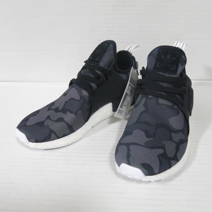 adidas originals NMD_XR1 アディダス オリジナルス ノマド XR1 BA7231 ブラック/カモ柄 サイズ:28cm【中古】【スニーカー】【四日市 併売品】【139-181017-05USH】