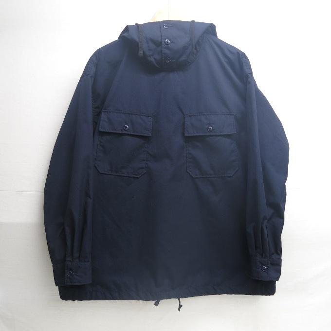 Engineered Garments Cagoule Shirt Jacket エンジニアード ガーメンツ カグルシャツ ジャケット ネイビー サイズ:S【中古】【DM】【四日市 併売品】【125-181107-09USH】