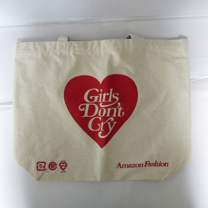 "Girls Don`t Cry Meets Amazon Fashion ""AT TOKYO"