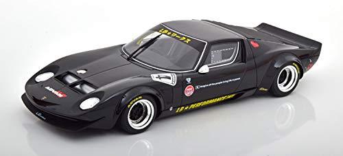 GTスピリット/GT SPIRIT 1/18 ランボルギーニ ミウラ LB-Works Performance ブラック LIMITED EDITION【中古】【ミニカー】【四日市 併売品】【071-191226-15HH】