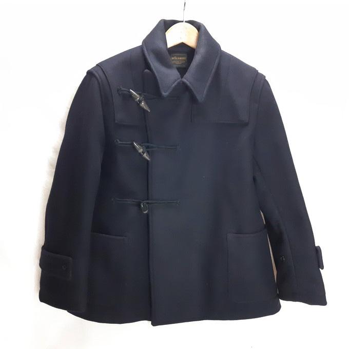 BY GLAD HAND(バイ グラッドハンド) 19AW Royal Gladden Middle Coat ミドルコート ネイビー サイズ:M【中古】【127 ルード】【四日市 併売品】【127-200501-07YH】