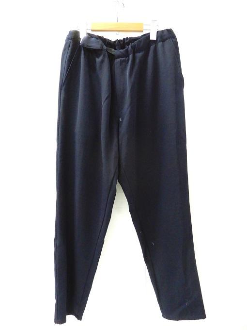 Graphpaper (グラフペーパー) Easy Pants イージーパンツ ブラック サイズ:F【中古】【125 DM】【四日市 併売品】【125-200518-13YH】