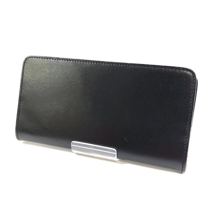 PORTER LEATHER LONG WALLET ポーター レザーロング ウォレット 財布【中古】【財布】【四日市 併売品】【138-190830-11GH】