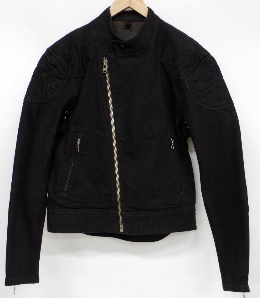 TROPHY CLOTHING(トロフィークロージング) ライダースジャケット サイズ:40 カラー:ブラック系【中古】【128 アメカジ】【鈴鹿 併売品】【128-190225-03NS】