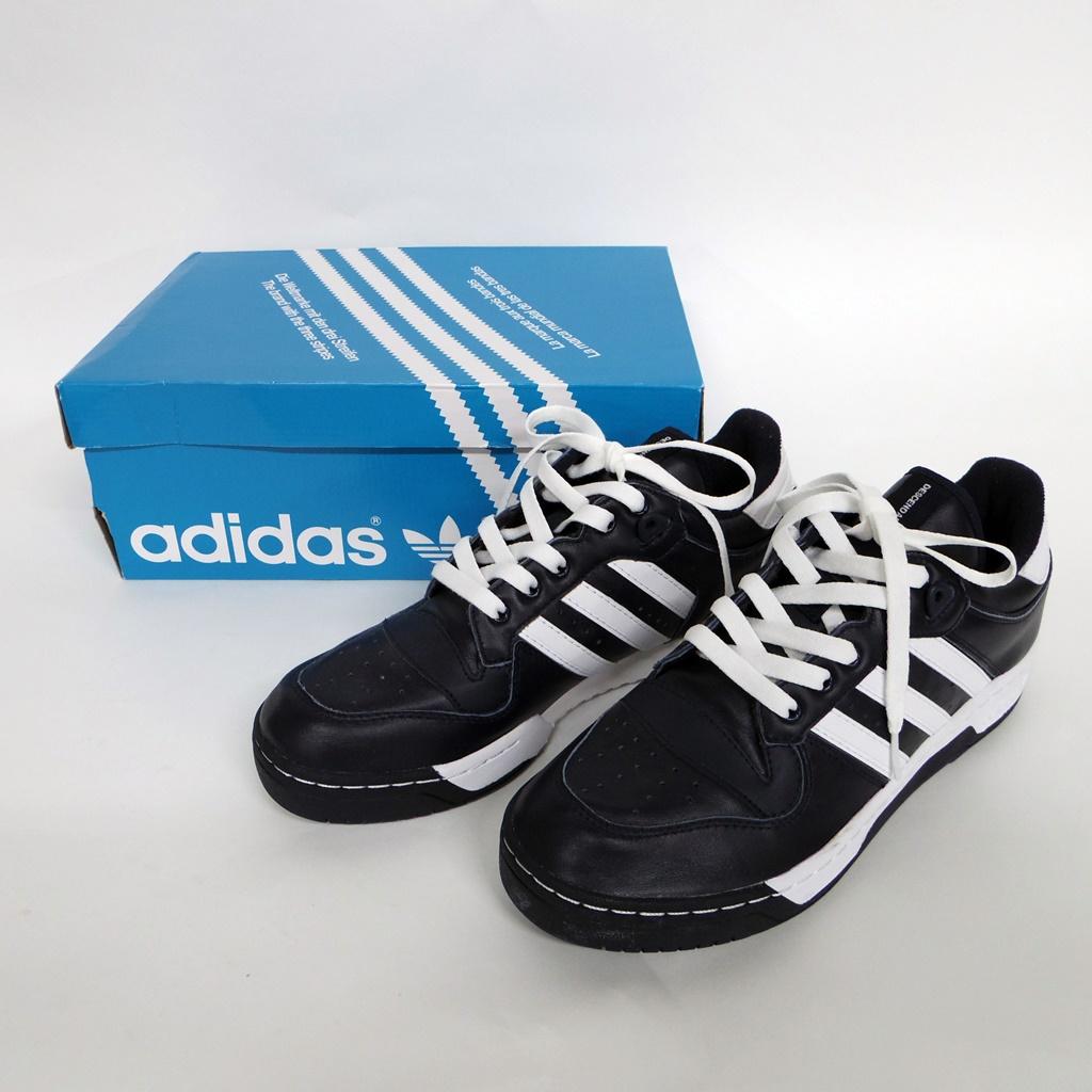adidas(アディダス) RIVALRY LO DESENDANT BB7745 サイズ:27.5 カラー:ネイビー【中古】【140 その他靴】【鈴鹿 併売品】【140-190227-03NS】