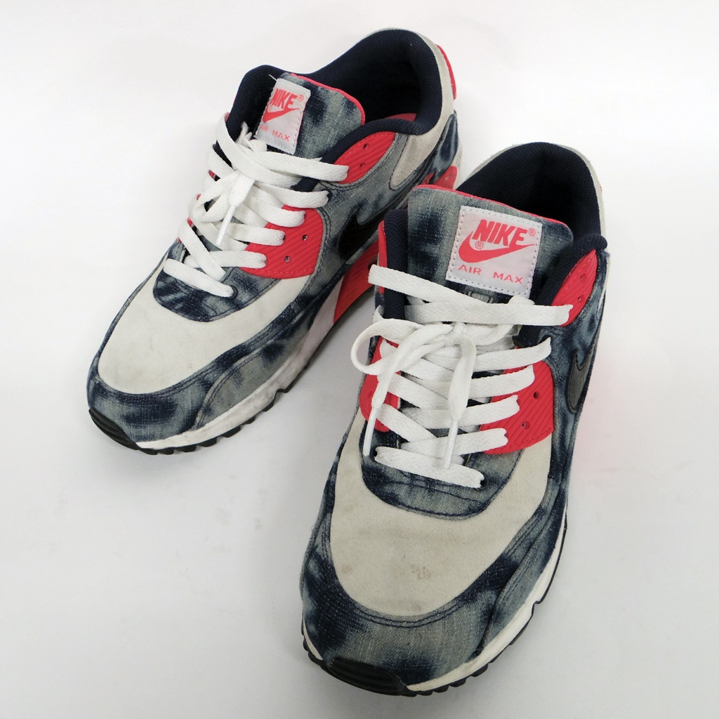 new style 516e5 59ed1 NIKE (Nike) AIR MAX 90 ATMOS comment size: A 27.0 color: Denim system