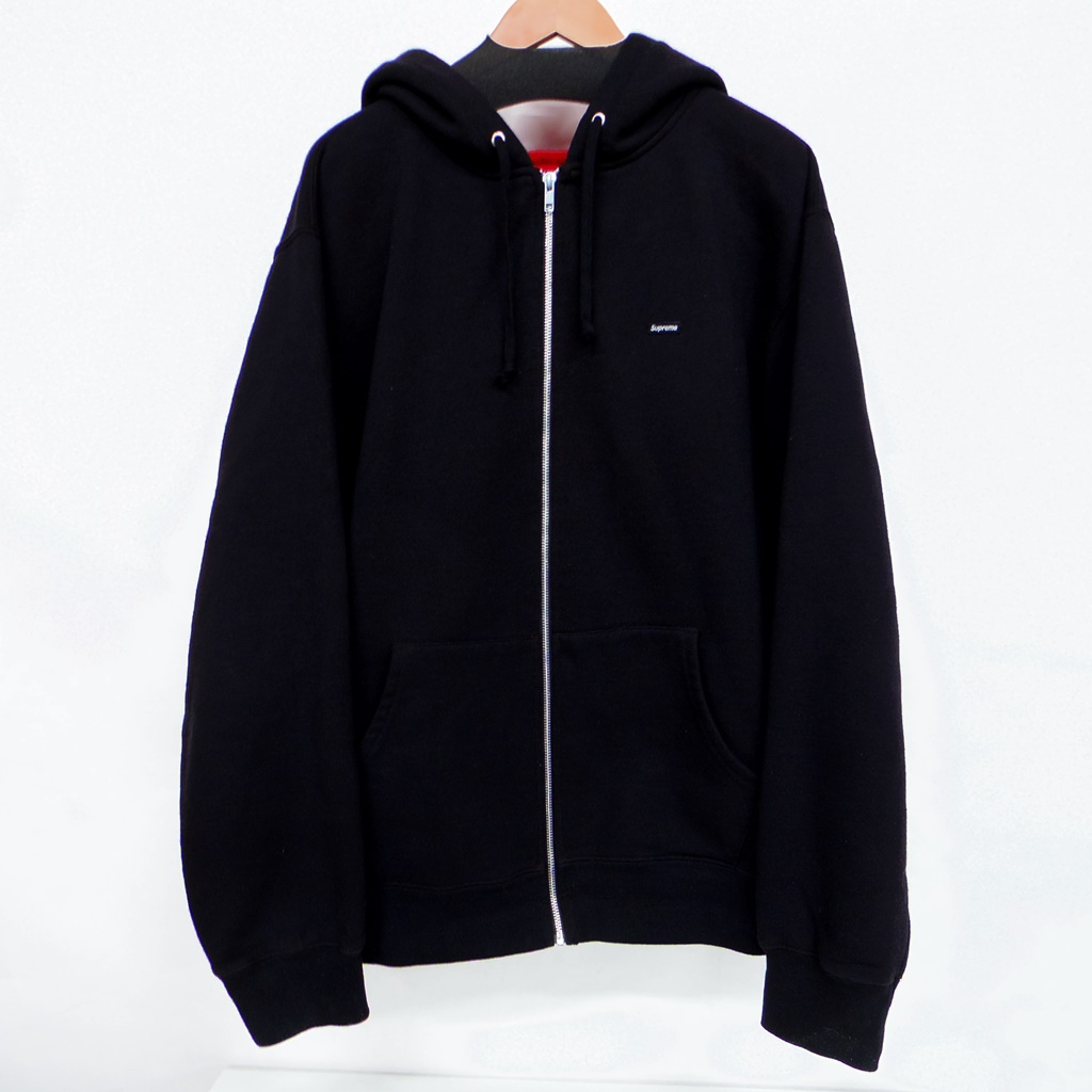 Supreme(シュプリーム) Small Box Logo サイズ:XL カラー:Black、red【中古】【126 ストリート】【鈴鹿 併売品】【126-190402-04NS】