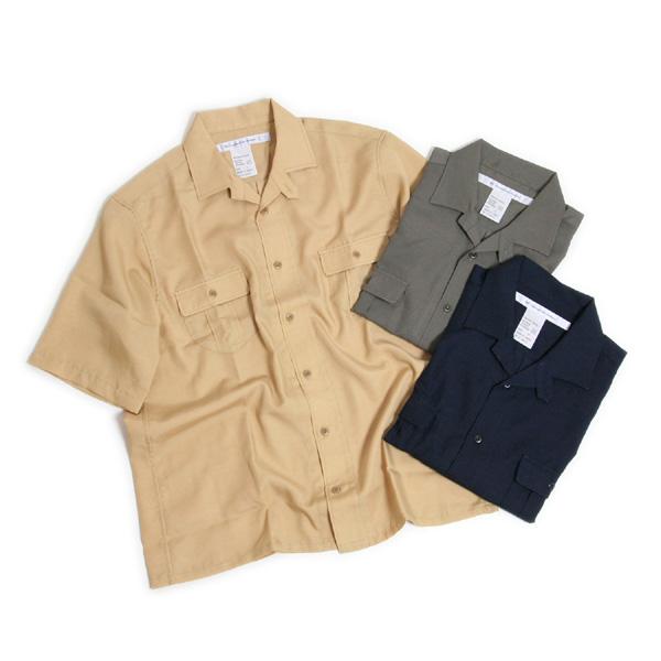 EEL PRODUCTS (イール / イールプロダクツ) E-18412 【バナナシャツ】 オープンカラーS/Sシャツ (3色)【18'S/S新作】