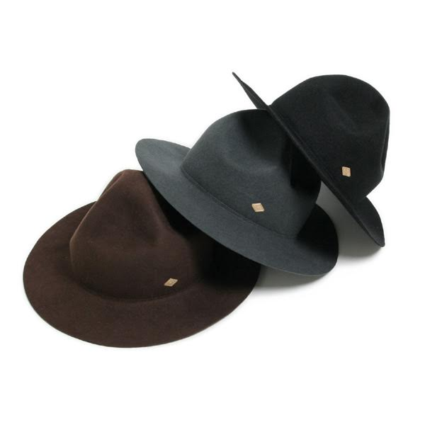【SALE対象品】ink(インク) INK16AW-29 【MOUNTAIN】 MOUNTAIN HAT マウンテンハット (3色)