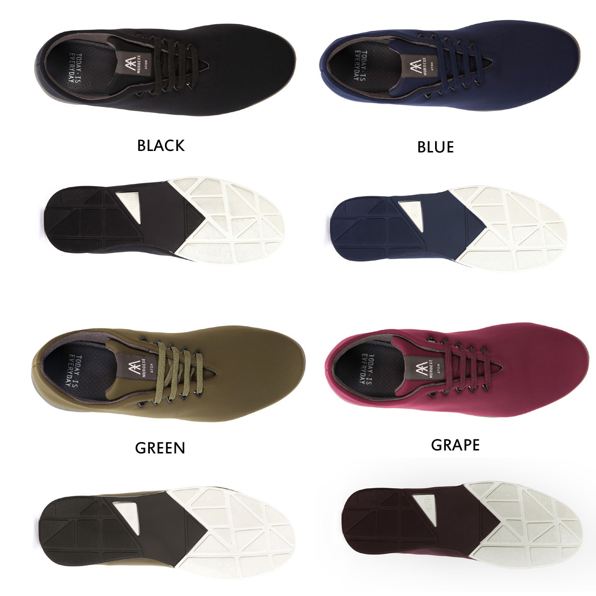 穆罗 EXE (mroegze) [原子 (铁臂阿童木),低切运动鞋 (5 色)