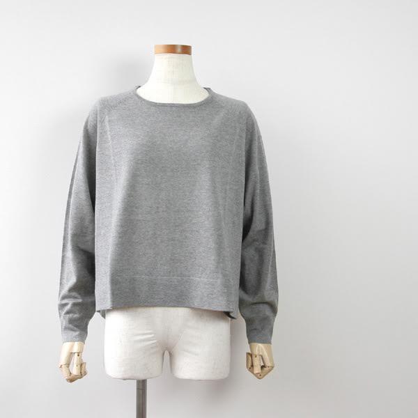 clothing (ピジャマ クロージング)pyjama knitwear(ピジャマ ニットウエア)WOMEN【PULL TUNIC】プルチュニック ニット(4色)