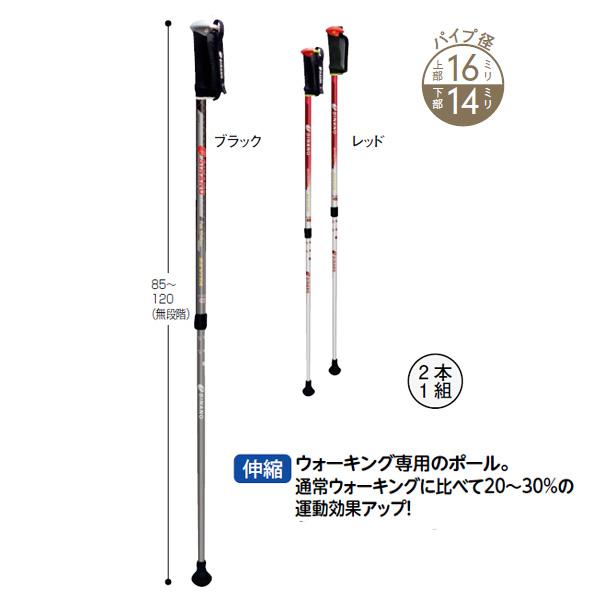 レビータステップ + プラス 2本1組 【歩行関連 杖 ステッキ つえ】