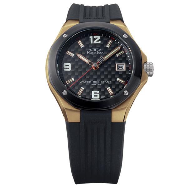 ケンテックス クラフツマン クォーツ 日本製クオーツ メンズ腕時計 メンズウォッチ S526M-03