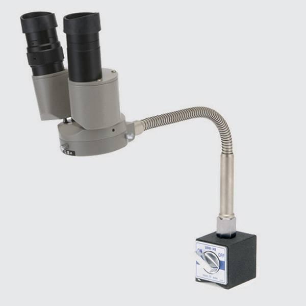 小型実体顕微鏡(双眼タイプ) FSC-MG コンパクトで場所を取らず手軽に使用できる顕微鏡