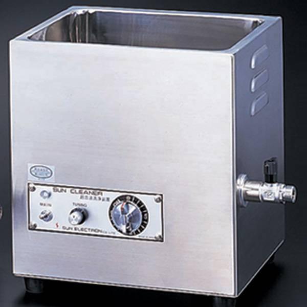 超音波洗浄器 SC-20A 貴金属洗浄に最も適した周波数28kHzを採用