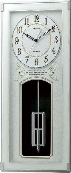 掛け時計 壁掛け時計 電波時計 シチズン リズム時計 ソフィアーレレーヴ 4MN536SR05 CITIZEN