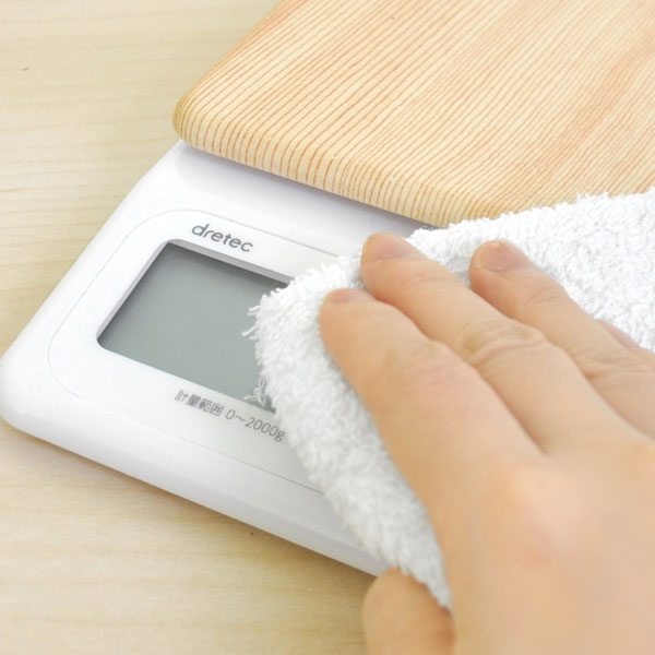 "butler online shop: Digital scale ""Forest"" 2kg natural ..."