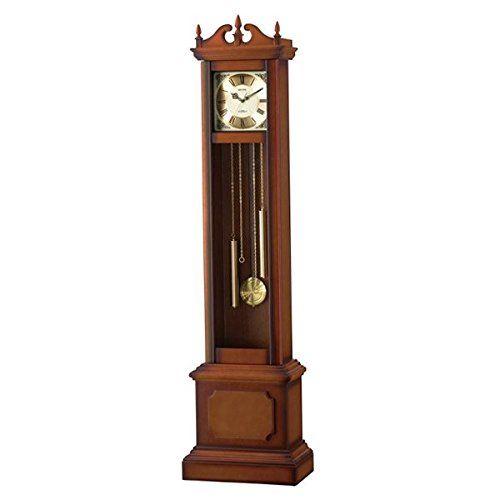 置き時計 置時計 電波時計 シチズン リズム時計 HIARM-419R ホールクロック アナログ 4RN419RH06 CITIZEN