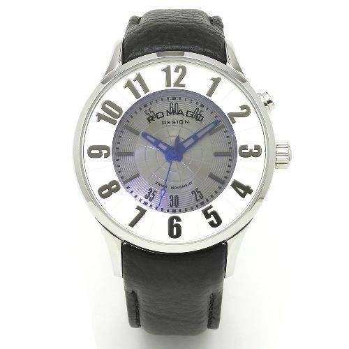 腕時計 レディース ヌメレーションシリーズ レディースウォッチ シルバー ROMAGO DESIGN ロマゴデザイン RM068-0053ST-SV