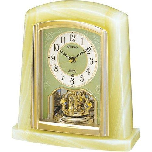 置き時計 置時計 電波時計 セイコー クロック SEIKO ツインパ BY223M