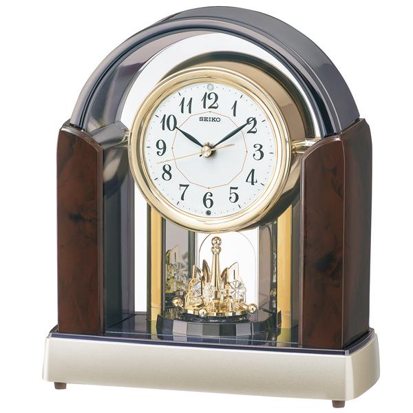 置き時計 置時計 電波時計 セイコー クロック SEIKO スタンダード アナログ BY238B