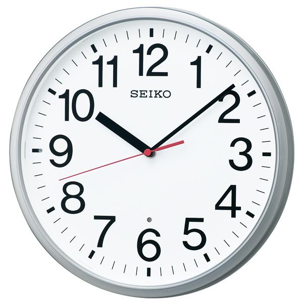 c3ee3560287 SEIKO clock wall clock wall hangings clock radio time signal SEIKO office  type analog watch KX230S ...