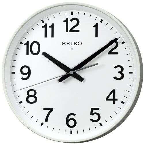 掛け時計 壁掛け時計 電波時計 セイコー SEIKO クロック スイープ アナログ KX317W