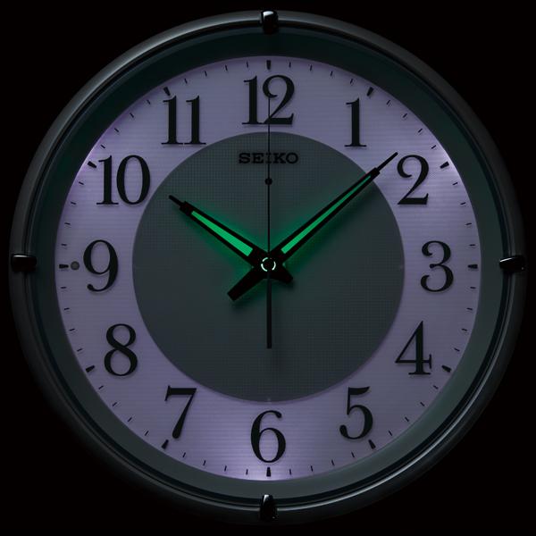 Seiko R Wave Wall Clock