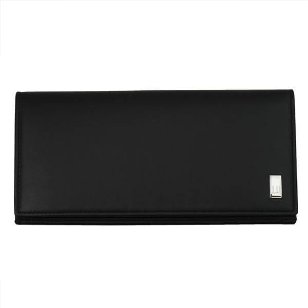 ダンヒル DUNHILL SIDECAR 長財布(小銭入れ有) QD1010A ブラック