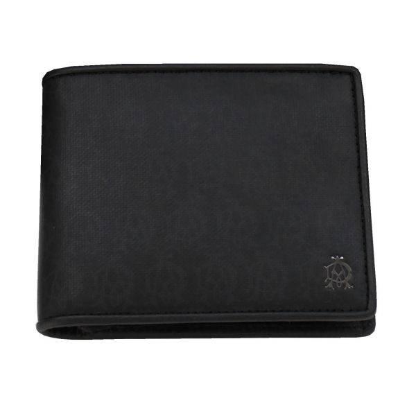 ダンヒル DUNHILL WINDSOR 二つ折り財布(小銭入れ有) L2PA32A ブラック