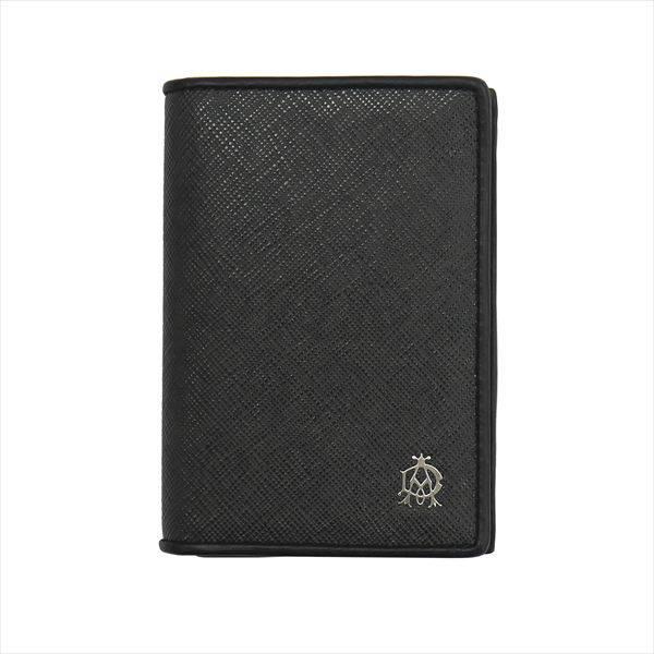 ダンヒル DUNHILL WINDSOR ビジネスカードケース L2W747Z ブラック