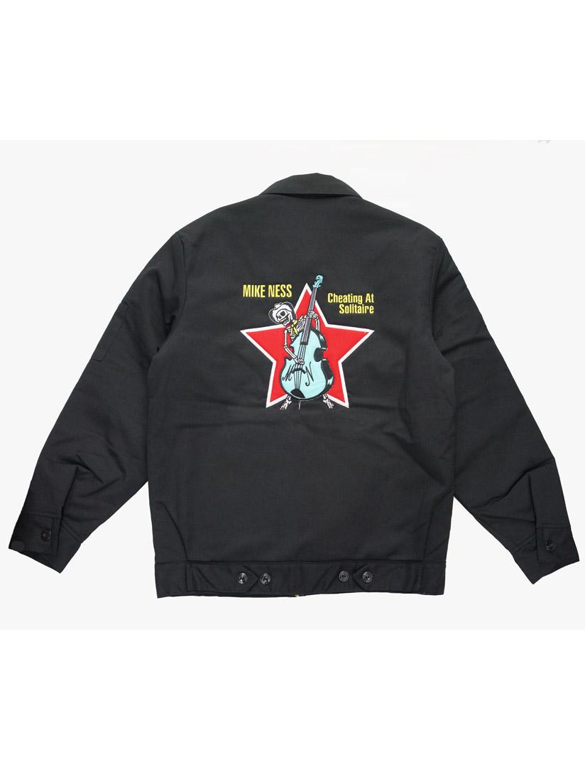 【正規品】MIKE NESS SOCIAL DISTORTION オフィシャルジャケット