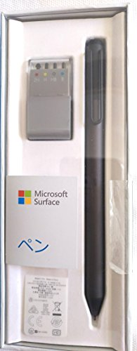マイクロソフト 直営店 純正 Surface Pro 4対応 ブラック 3XY-00017 Surfaceペン 全商品オープニング価格