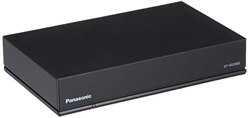パナソニック ビエラ/DIGA専用 ハードディスク 2TB DY-HD2000-K