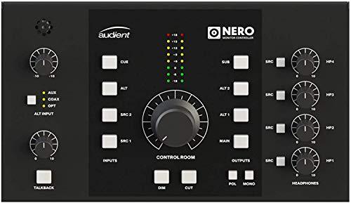 人気ブランド 新作 大人気 Audient NERO デスクトップ コントローラー モニター