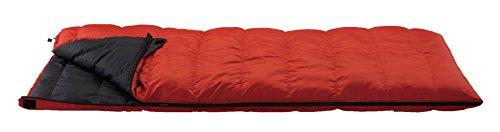 イスカ(ISUKA) 寝袋 イスカ(ISUKA) レクタ500 ブリック[最低使用温度5度] 147029
